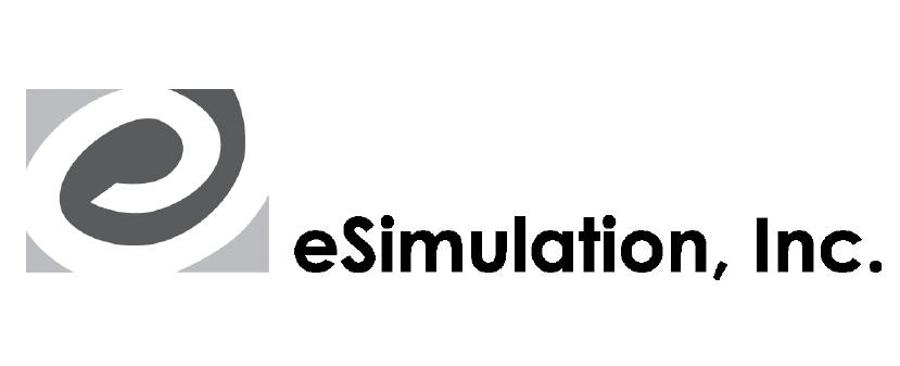 ESimulation logo