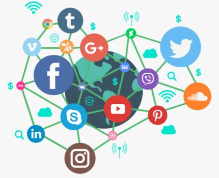 Social Media platform integration service