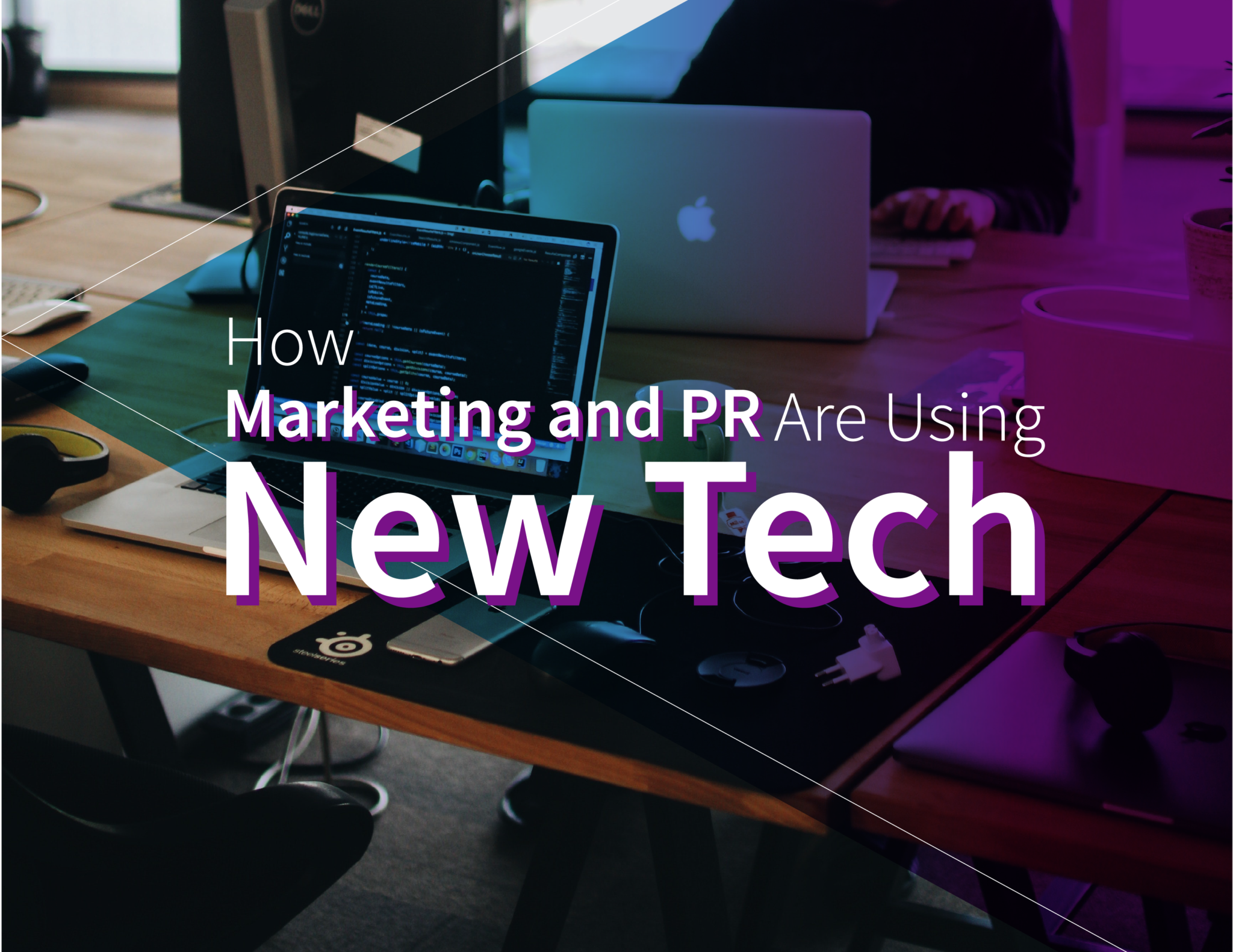 New tech for your marketing plan