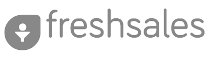 Freshsales grey logo