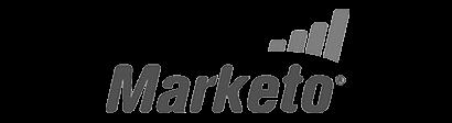 Marketo Logo Grey
