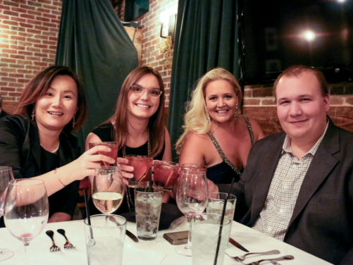 Corporate Dinner Event Planning