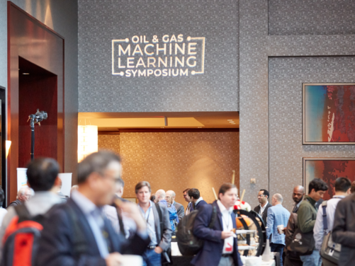 Oil & Gas Machine Learning Symposium Event Management