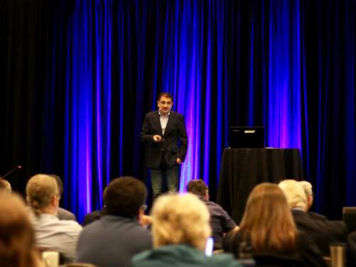 Event Management for Breakout Sessions
